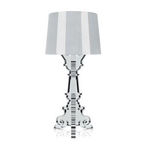 Kartell Kartell Bourgie stolná LED lampa, strieborná