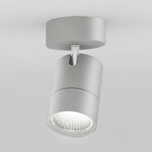 Molto Luce Nadstavbové LED Dash AC 11W médium striebro 3000K