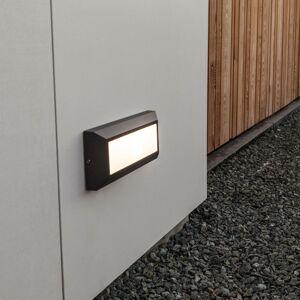 Eco-Light Vonkajšie LED svietidlo Helena, plošne žiariace