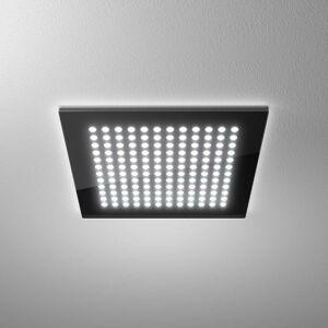 LTS LED downlight Domino Flat Square, 26 x 26cm, 22W