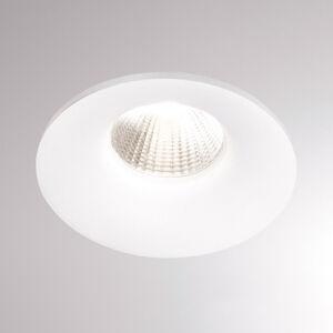 Molto Luce Zapustené LED Ivy Round 7W 3000K 40° biele