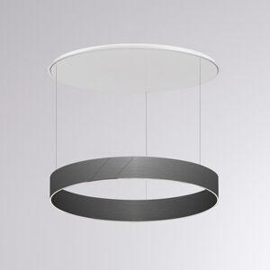Molto Luce Závesné LED After 8 Round DALI 3000K grafit