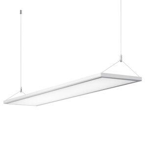 WALDMANN Závesné LED IDOO VTL, DALI, 65W, CCT, biele