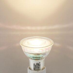 Arcchio LED reflektor GU10 5W 3.000K 36° sklo