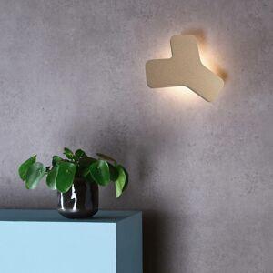 Deko-Light Nástenné LED svietidlo Ypsilon, béžová