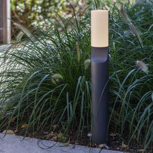 Eco-Light Chodníkové LED Bati s polkruhovým difuzérom