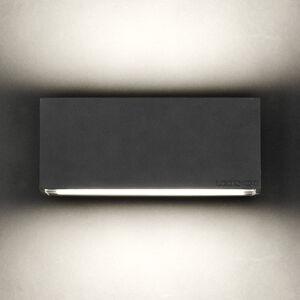 LEDS-C4 LEDS-C4 Afrodita vonkajšie svetlo up/down antracit