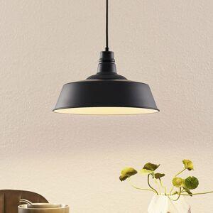 Lindby Lindby Antira závesná lampa, čierna matná