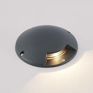 Lindby Lindby Cormac podlahové LED svietidlo, 1-pl.