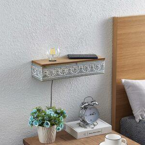 Lindby Lindby Mella nástenné svietidlo, vintage charakter