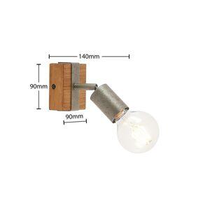 Lindby Lindby Quitana stropné bodové svetlo, 1-plameňové