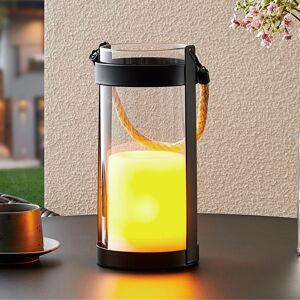 Lindby Lindby Sadiye solárna lucerna, dekoračné svetlo