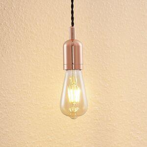 Lindby Lindby Vistoso závesná lampa, meď lesklá