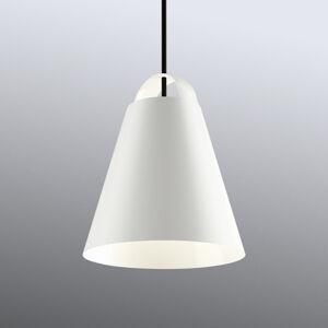 Louis Poulsen Louis Poulsen Above závesná lampa, biela, 25 cm