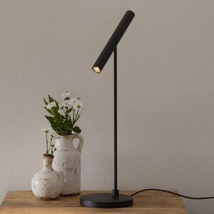 LOUM LOUM Meyjo stolná LED snímač stmievania čierna