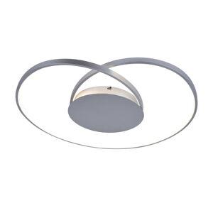 Lucande Lucande Enesa stropné LED, okrúhle, CCT