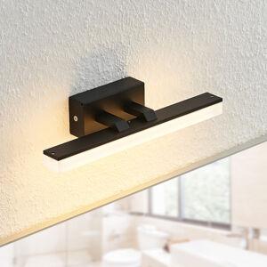 Lucande Lucande Lisana LED nástenná lampa, IP44, 32 cm