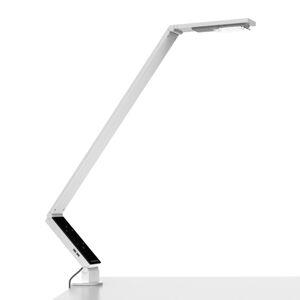 Luctra Luctra TableProLinear stolná lampa upínanie biele