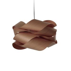 LZF LamPS LZF Link závesná lampa Ø 46cm, čokoláda