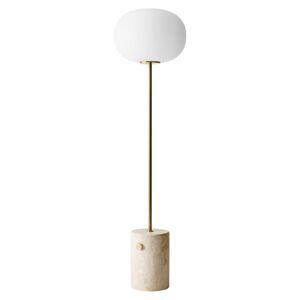 MENU Menu JWDA stojaca lampa z travertínu