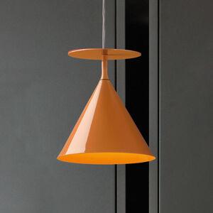 MODO LUCE Modo Luce ABC Single C závesná lampa karamelová