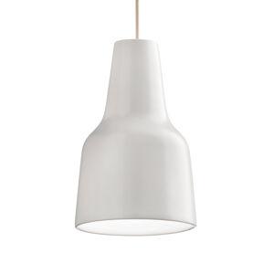 MODO LUCE Modo Luce Eva závesná lampa Ø 38cm biela