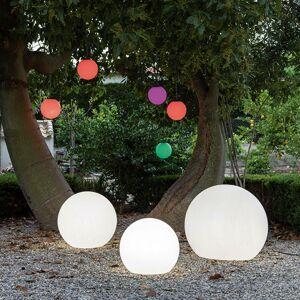NEWGARDEN Newgarden Buly solárne LED svetlo guľa IP68 Ø 20cm