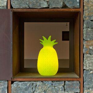 NEWGARDEN Newgarden Samba stolná lampa v citrónovo-zelenej
