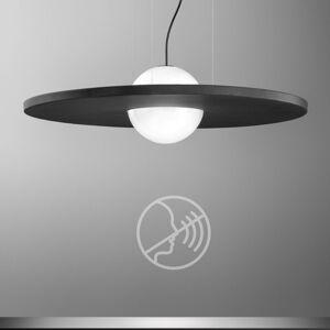 OleV OLEV Irving Silence závesné LED, tlmiace zvuk