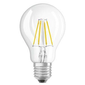 OSRAM OSRAM LED žiarovka E27 4W Filament 4000K číra