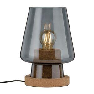 Paulmann Paulmann Iben sklenená stolná lampa