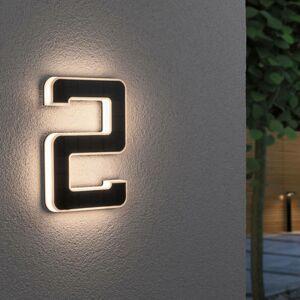 Paulmann Paulmann solárne LED číslo domu 2
