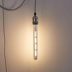 Paulmann Paulmann LED vintage 1879 E27 8,8W 827 dim smoke