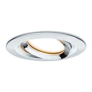Paulmann Paulmann Nova Plus bodové LED svetlo okrúhle chróm