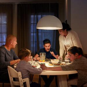 Philips E27 A19 LED žiarovka snímač deň/noc 7,5W, 2700K