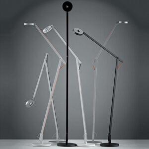 Rotaliana Rotaliana String F1 stojaca LED lampa Ag, čierna