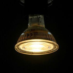 Segula SEGULA LED reflektor GU5,3 8W 827 35° sklo stmieva