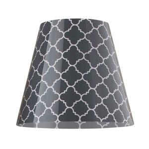 Moree Stojaca lampa Swap Outdoor, grey quatrefoil