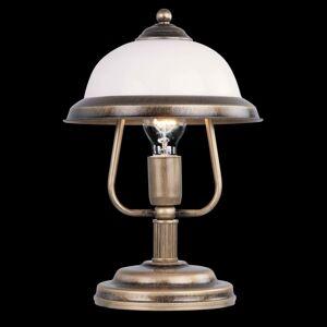 EULUNA Stolná lampa Torio starožitný dizajn, výška 36cm