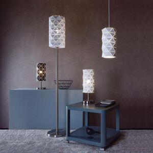 Deko-Light Stolná lampa Asterope, lineárna čierna