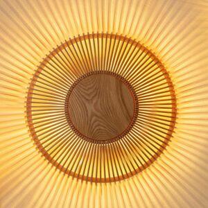 UMAGE UMAGE Clava up nástenné svetlo Ø49cm svetlé drevo
