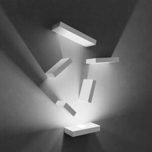 Vibia Vibia Set vonkajšie LED, veľké, 6-diel. mink matné