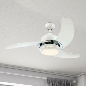 Westinghouse Westinghouse Simone ventilátor, LED žiarovka biela