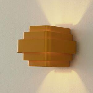 WEVER & DUCRÉ WEVER&DUCRÉ J.J.W. 02 nástenné svetlo 18,8cm zlato